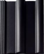 Frankfurter Pfanne, schwarz seidenmatt