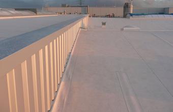 Ein Flachdach | Büdenbender Dachtechnik, Ihr Dachdecker