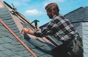 Starke Partner auf dem Dach | Dachdecker | Dachtechnik