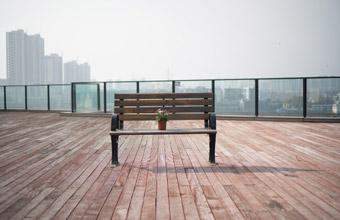 Terrassenbelag Holz